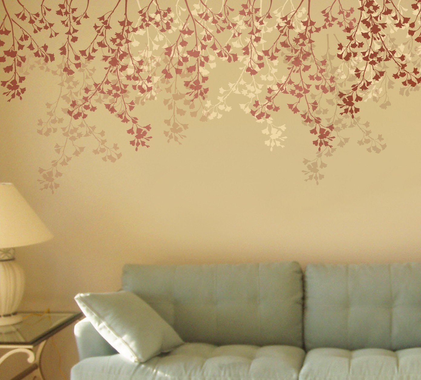 Stencil Time How To Make Your Walls Look Amazing A