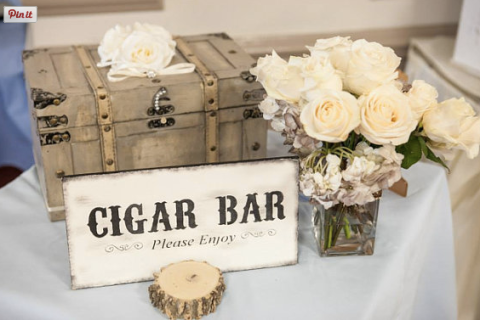 Love this Cigar Bar sign from Etsy